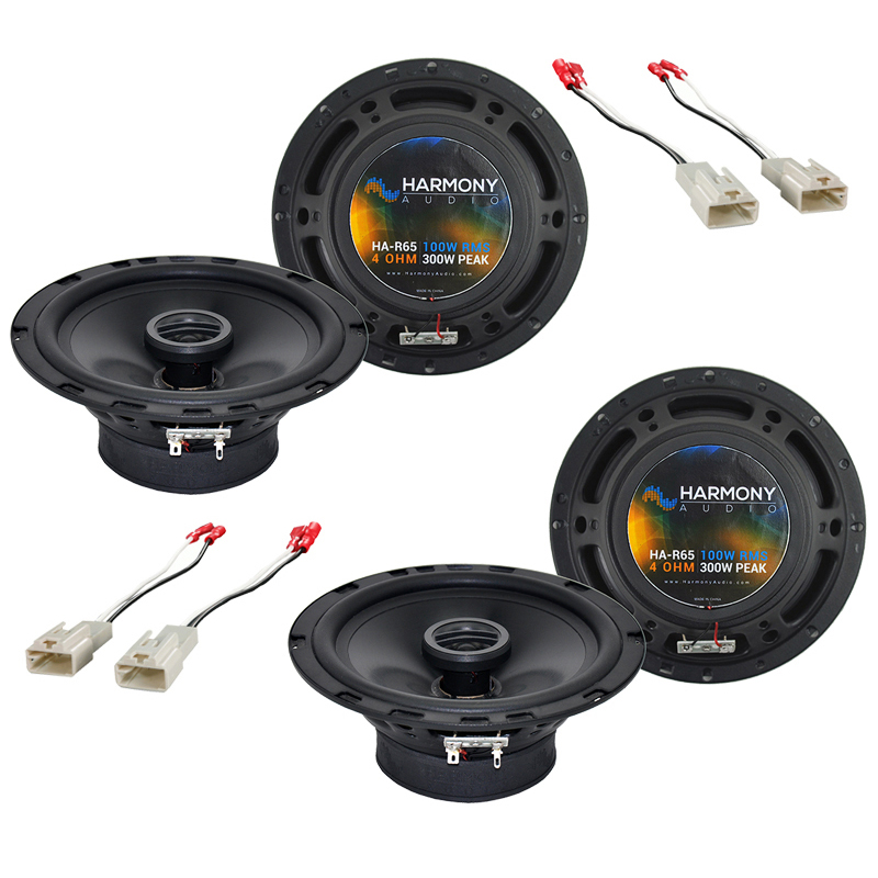 Scion tC 2005 - 2010 Factory Speaker Replacement Harmony (2) R65 Package New
