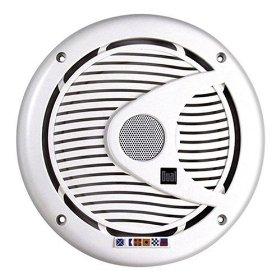 Dual DMS651 Marine Audio 6.5 Inch Boat 2-Way Speakers