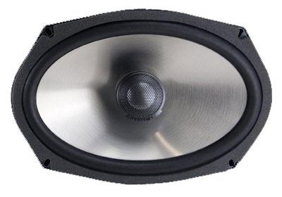 """Diamond Audio D393i 6"""" x 9"""" 2-Way Audio Speakers"""
