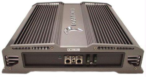 Diamond Audio D65.2 Car Audio 5 Channel Sub Speaker Amp Amplifier