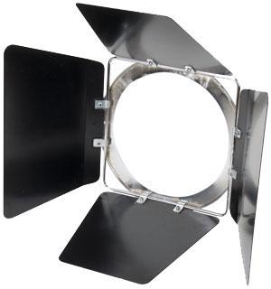 Elation BD-03 Pro Lighting Barndoor Attachment for Opti Quad Par LED Light
