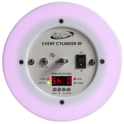Elation EVENT CYLINDER RF Battery-Powered Wireless LED Remote Control
