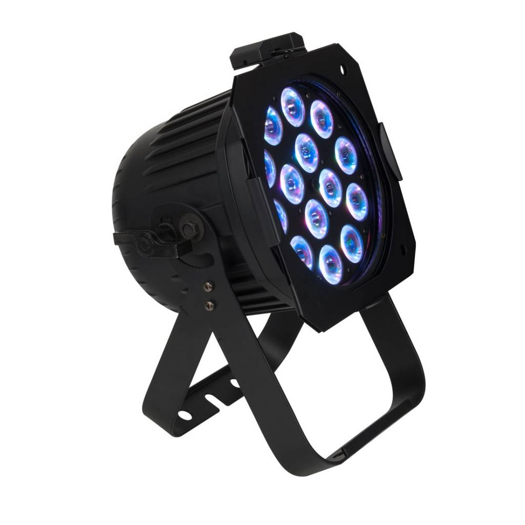 Elation TVL1000 Broadcast LED TV Light DMX Protocol w/ 200 cool white LEDs