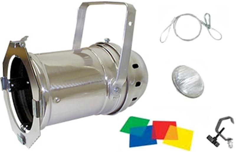 Elation P-56 KIT Professional Aluminum Par 56 Can Kit