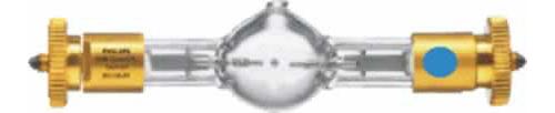 Elation ZB-MSR575/SA2DE 575W Philips Discharge Double Ended Short Arc Lamp for Design 575 Series