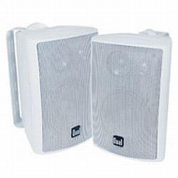 Dual LU63PW Home Audio White 6.5 Inch Indoor Outdoor Speakers