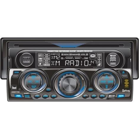 Dual XDMR7700 Car Stereo Receiver In-Dash AM/FM/CD/MP3 Player