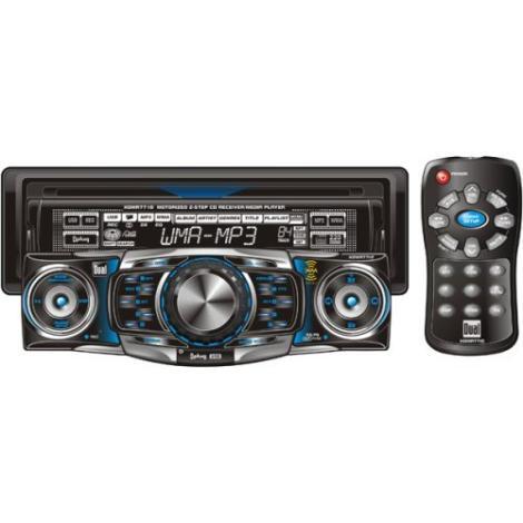 Dual XDM7710 Car In-Dash AM/FM/CD/MP3 Stereo Receiver