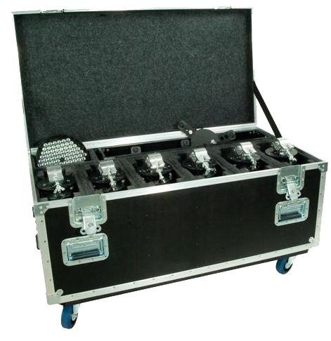 Elation DRC - IMPRESSION 6 Pack Road Case / Touring Flightcase for Impression