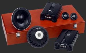 "Diamond Audio D971 Car Audio D9 Series 7"" Component Speakers"