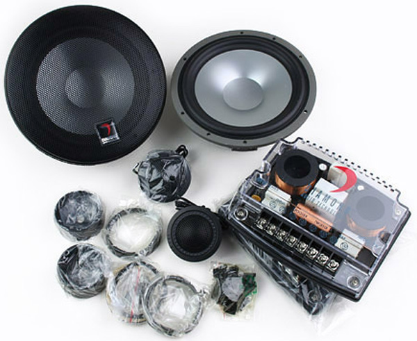 "Diamond Audio M661 Car Stereo 6 1/2"" Component Speaker Pair System"