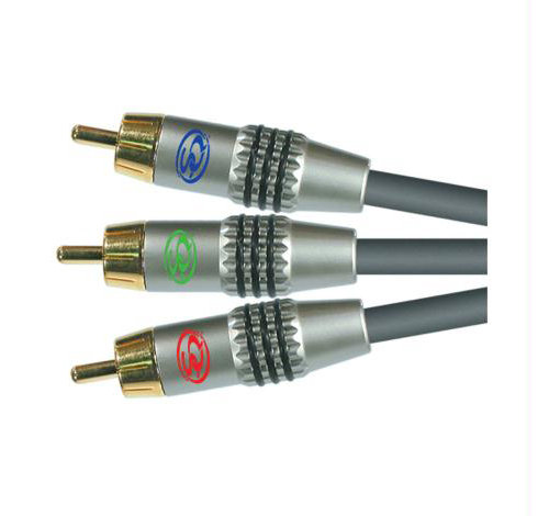 Sound Quest By Stinger SQ70409 Component Video 9Ft Cable
