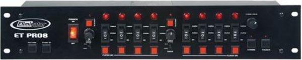 Eliminator Lighting ET-PRO 8 - 8 Channel Lighting Control System