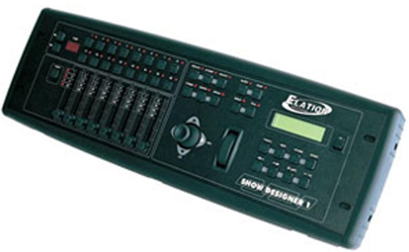 Elation SHOW DESIGNER-1 Intelligent Lighting Controller
