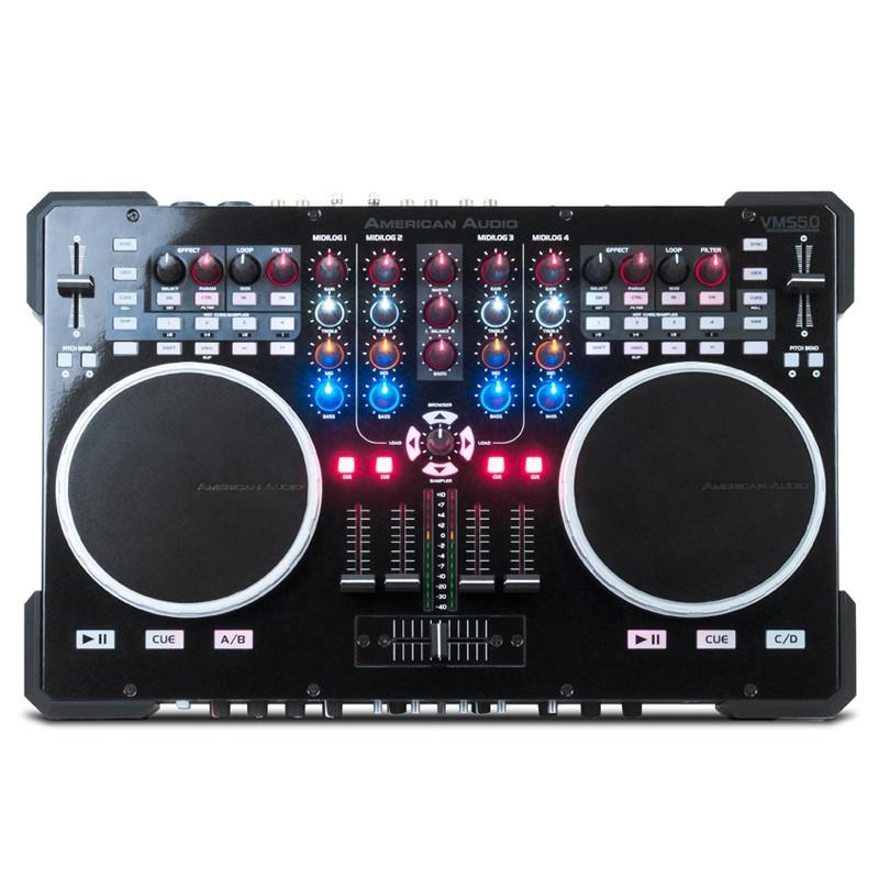 American DJ VMS5.0 6-Channel Stand Alone MIDI Controller