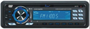 Farenheit DVD-22T In-dash DVD/CD/AM/FM/USB/SD Analog TV Tuner