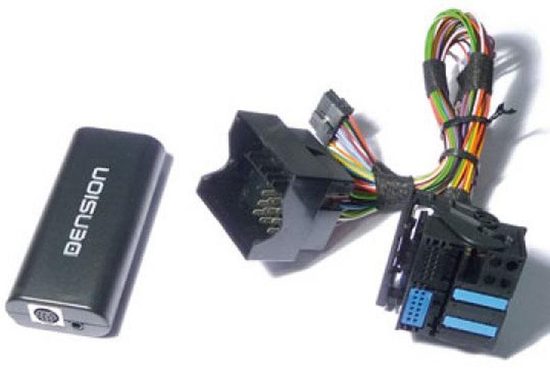 Dension GW17AC1 Audi Vehicles Factory Radio iPod or iPhone Control Module