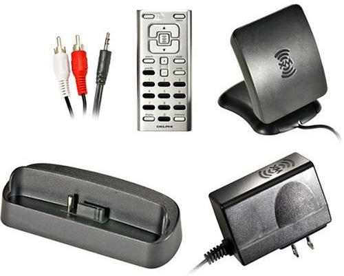 Delphi SA10176 Roady XT Home Audio Desktop Cradle Home Play Kit