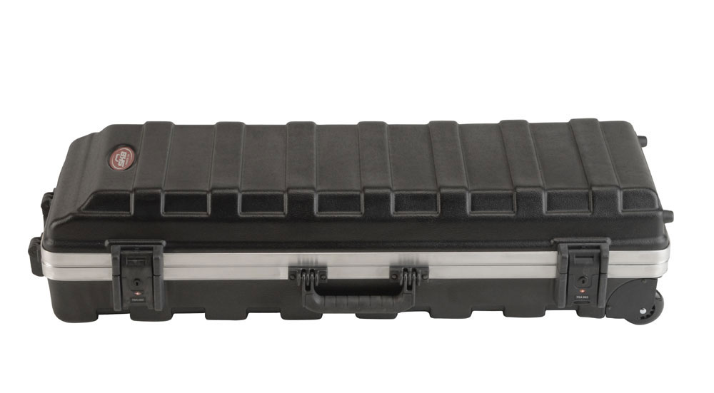 """SKB Cases 1SKB-H3611 ATA """"Rail Pack"""" Trap Stand Case with Handles & Wheels (1SKBH3611)"""