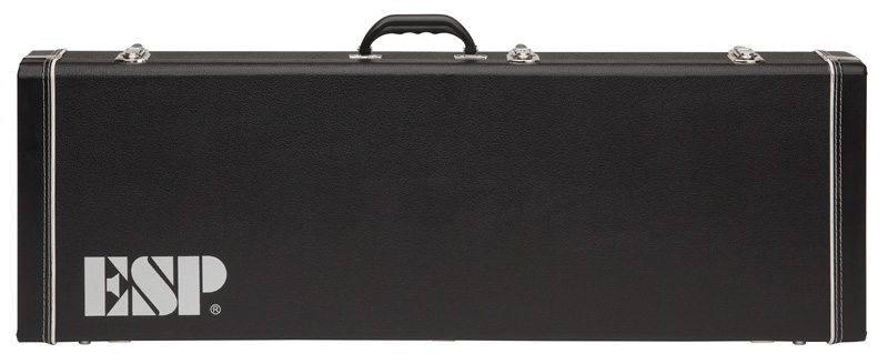 ESP EC-Series EC-Vibrato Electric Guitar Case Form Fit (CECVIBFF)