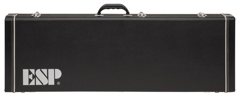 ESP LTD Viper Form Fitting Electric Guitar Hard Wood Case CVIPERFF - Used Return