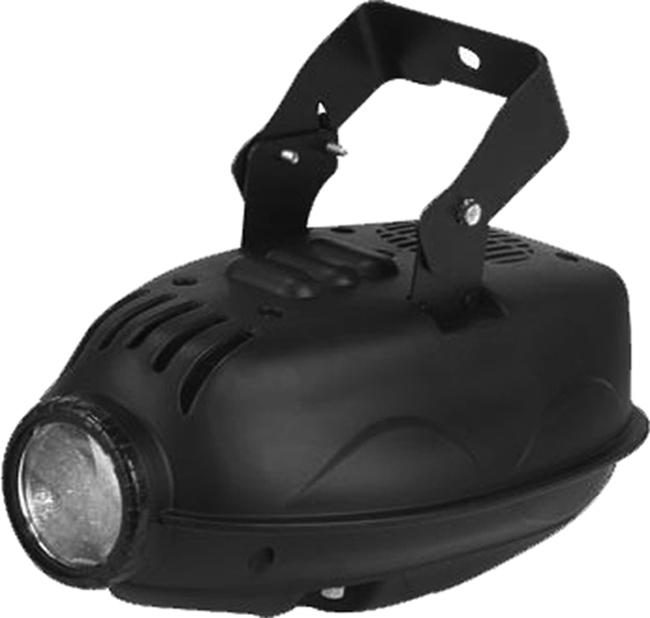 Eliminator Lighting ELECTRO FLOWER LED Moonflower Scanner Multi-Colored w/ Built-in Microphone