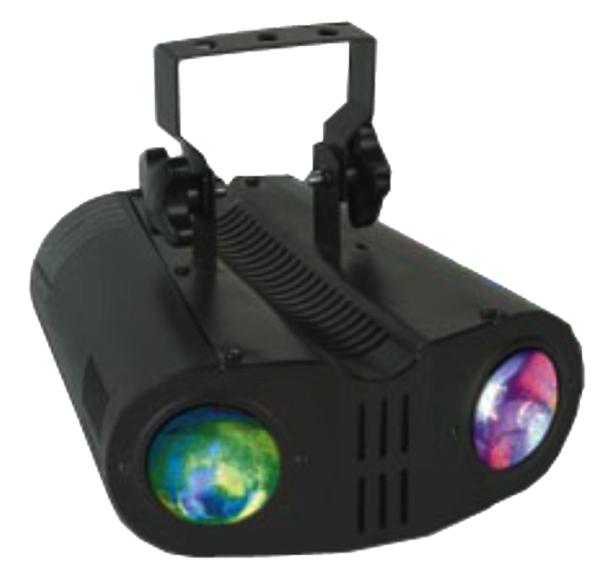 Eliminator Lighting ELECTRO MOON Moonflower Effect DJ Light Dual LED