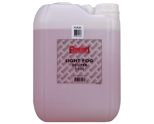 Elation Antari FLR-20 Low Lying Fog Fluid 20 Liter
