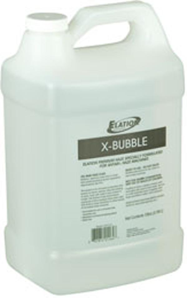 Elation X-BUBBLE Water Based Bubble Fluid