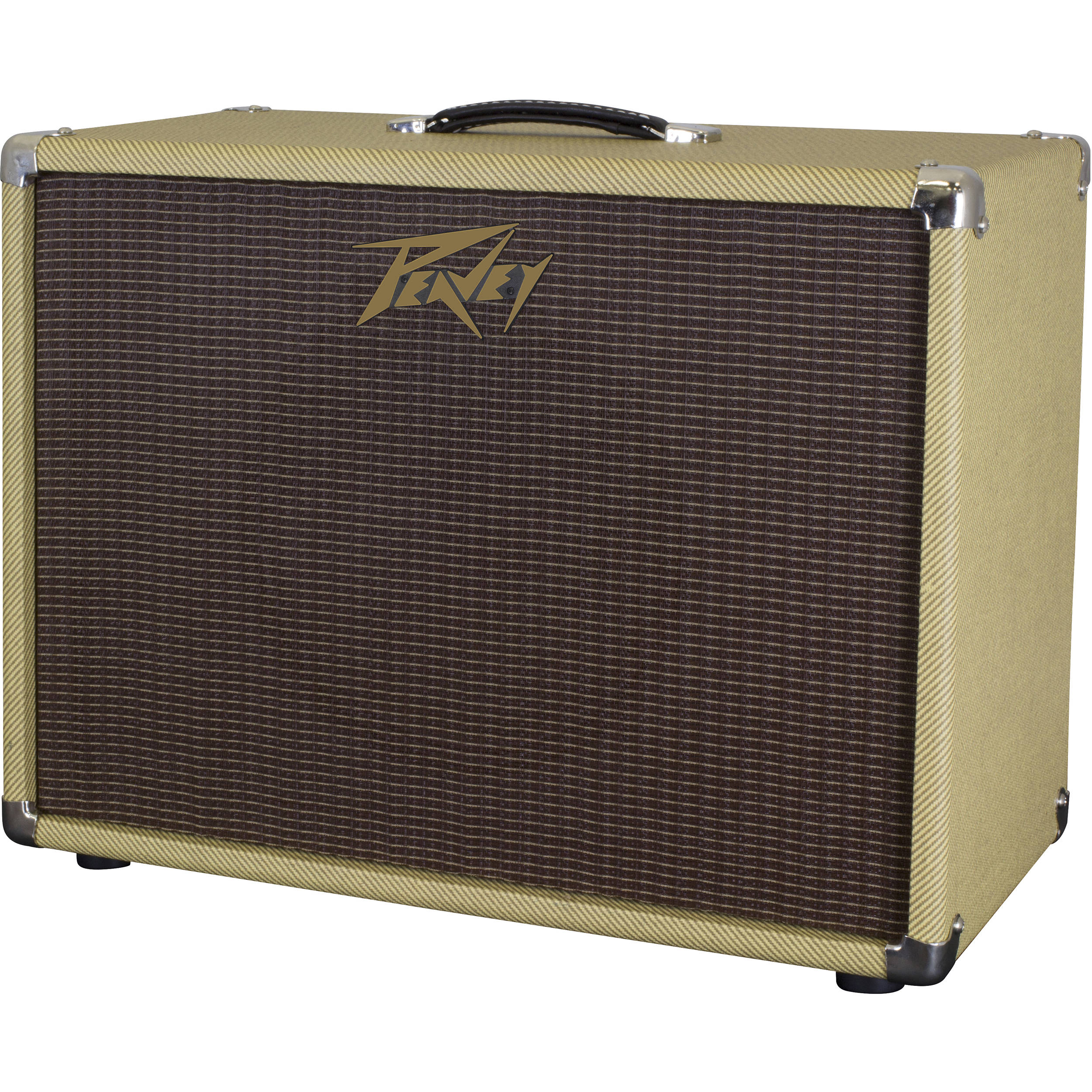 peavey classic 112 c electric guitar cab single 12 speaker cabinet mic stand ebay. Black Bedroom Furniture Sets. Home Design Ideas