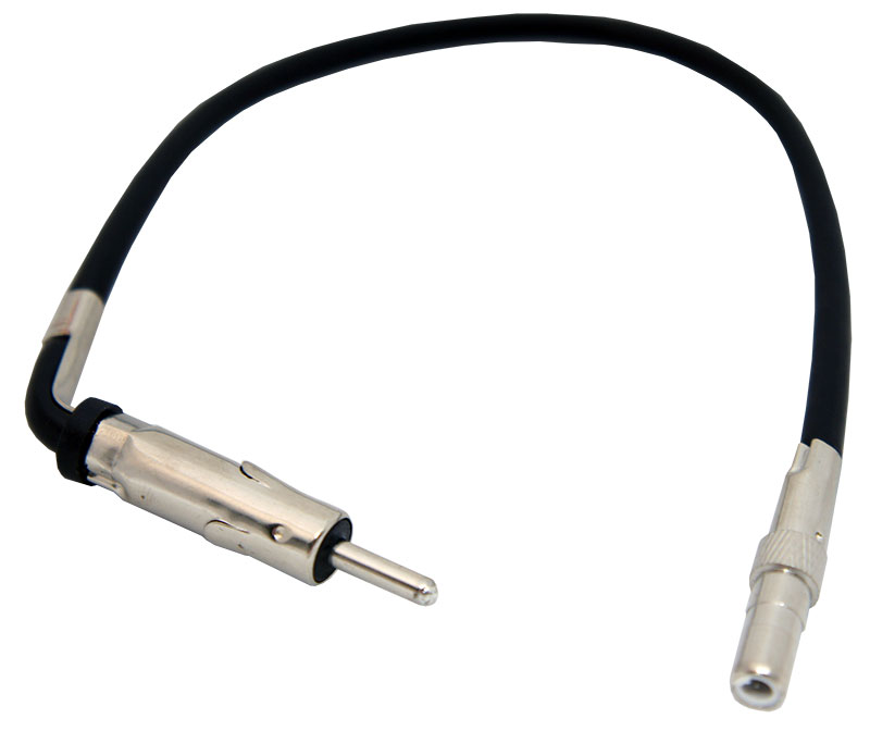 Dodge Caliber 2007-2008 Factory Stereo to Aftermarket Radio Antenna Adapter Plug