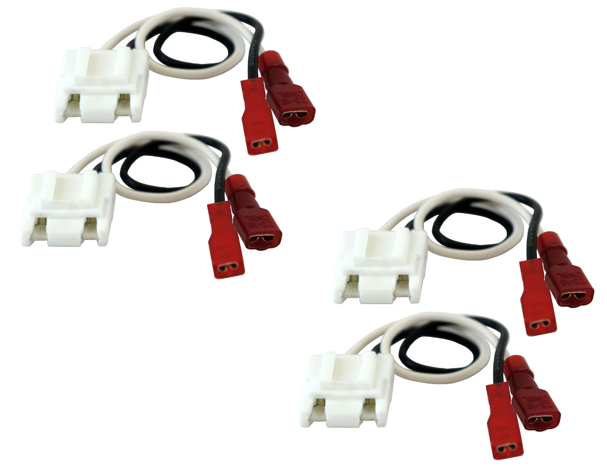 Dodge Ram Truck 1994-2002 Factory Speaker Replacement Connector Harness Package