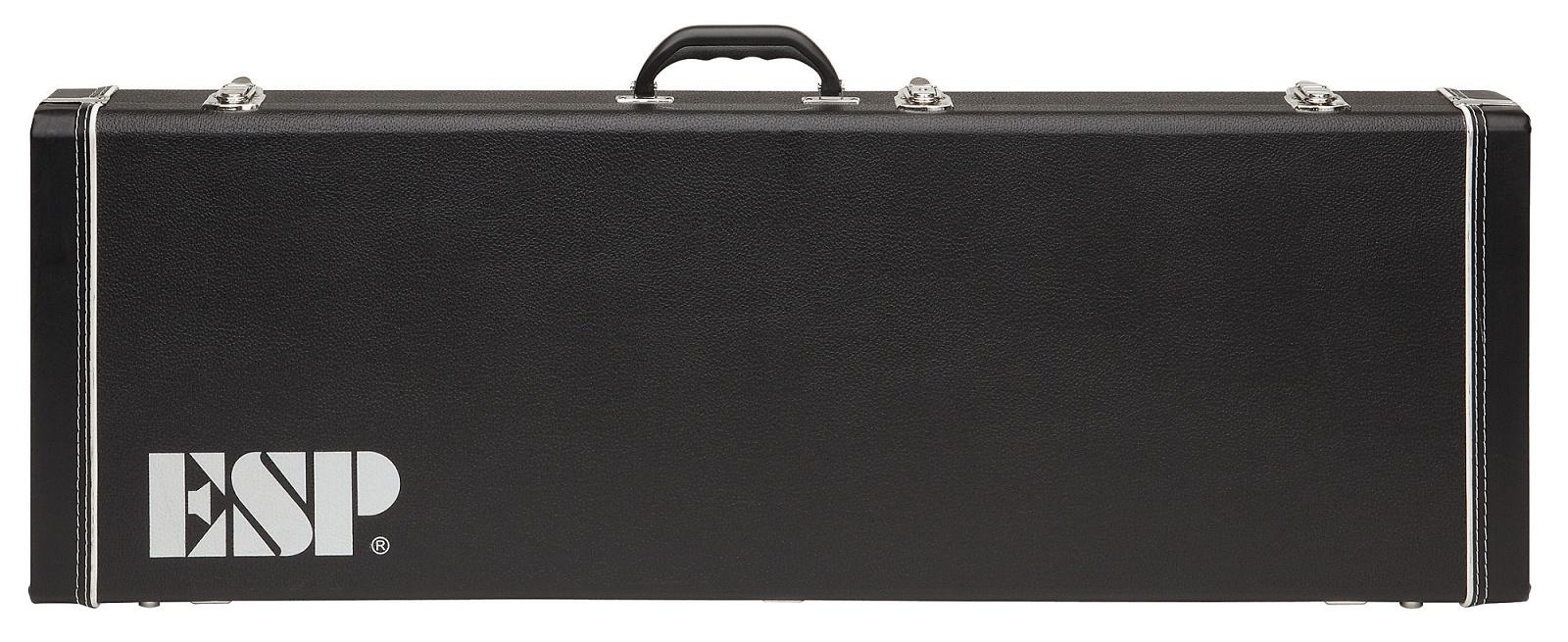 ESP CBBASSFFLH Durable Guitar Hard Case for LTD B Series Bass FF Left Handed