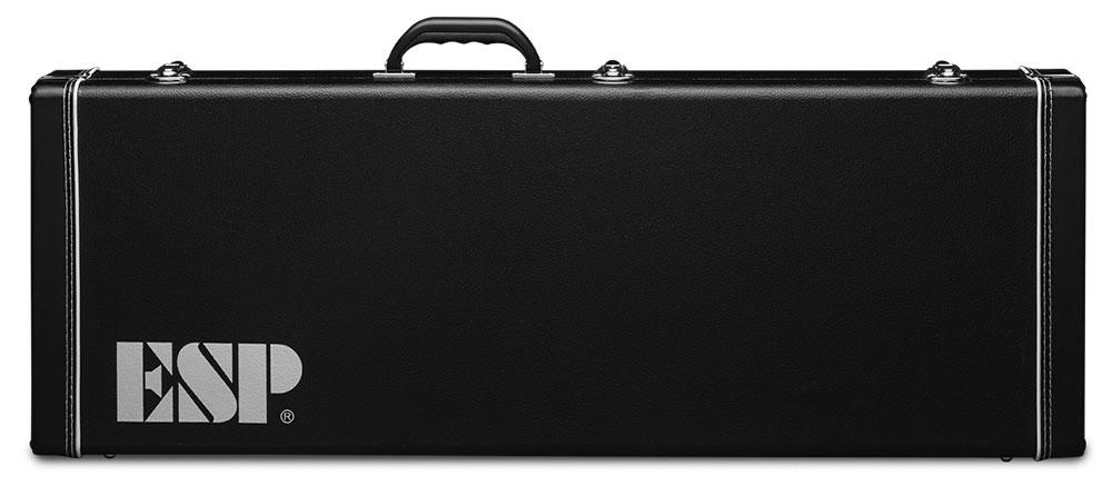 ESP MYSTIQUE 8-STR FF CASE Mystique Series 8-String Form-Fitted Guitar Case (CMYSTIQUE8FF)