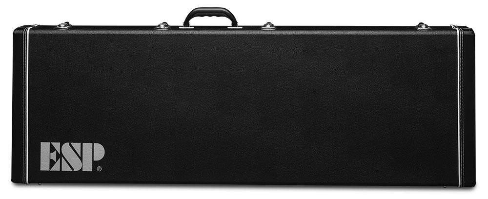 ESP STREAM BASS FF CASE Stream Series Form-Fitted Hard Shell Bass Guitar Case (CSTREAMFF)