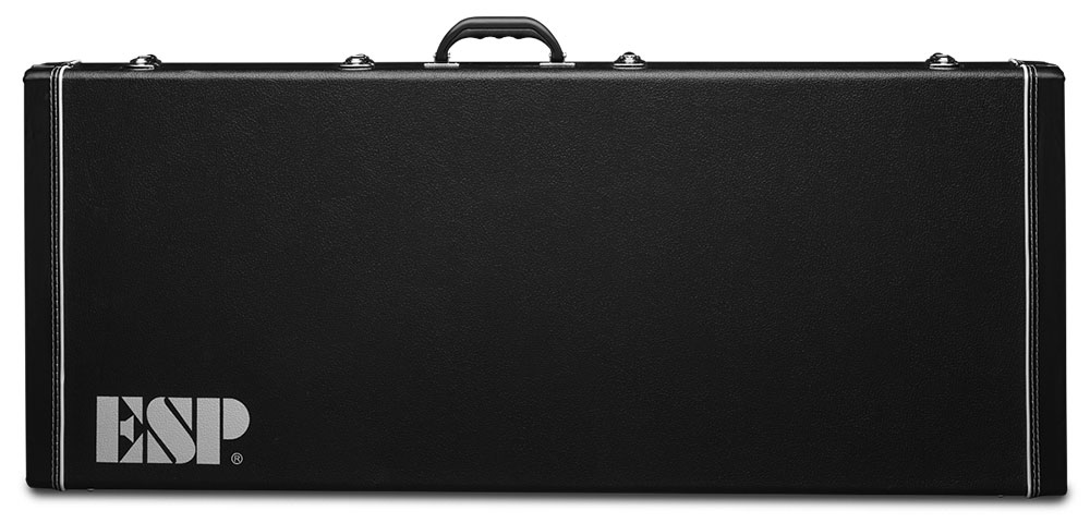 ESP V XTRA LONG FF CASE ESP V Form-Fitted Extra Long Hard Shell Guitars Case (CVXLFF)