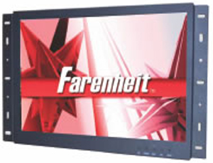 Farenheit CI-104NC 10.4? Custom Install Monitor 4:3 Ratio Screen NTSC / PAL auto-select
