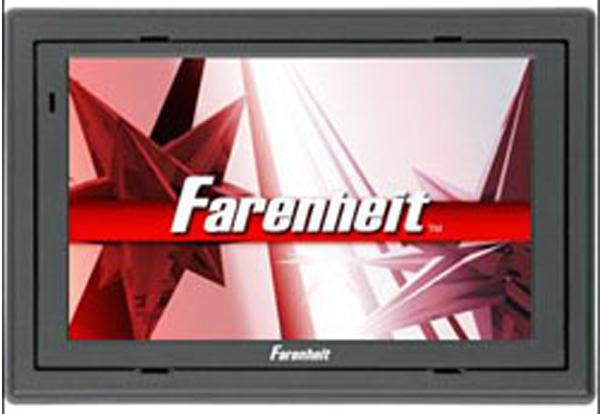 Farenheit CI-112NC 11.2? Custom Install Monitor Wide Screen NTSC / PAL auto-select
