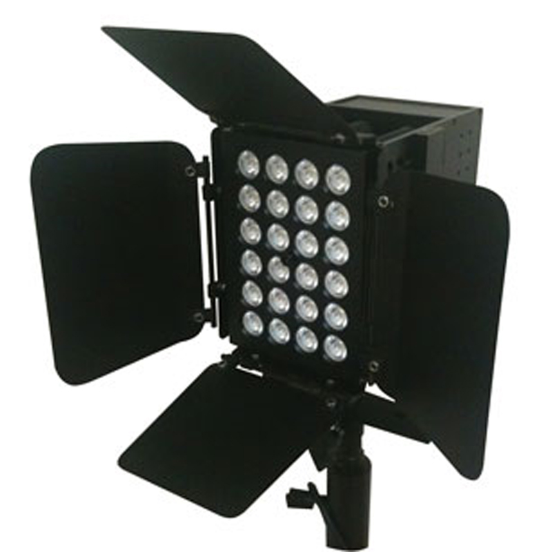Elation TVL3000CW TV / Broadcast Panel Lighting Fixture, Cool White