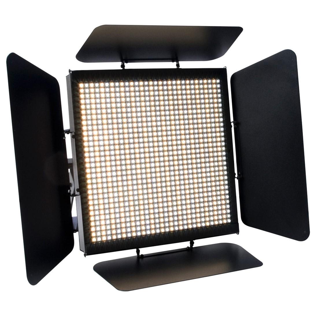 Elation TVL2000 II High 92Cri 90W Ultimate Broadcast LED TV Light Panel with 450 Warm & Cool White LEDs (TVL601)