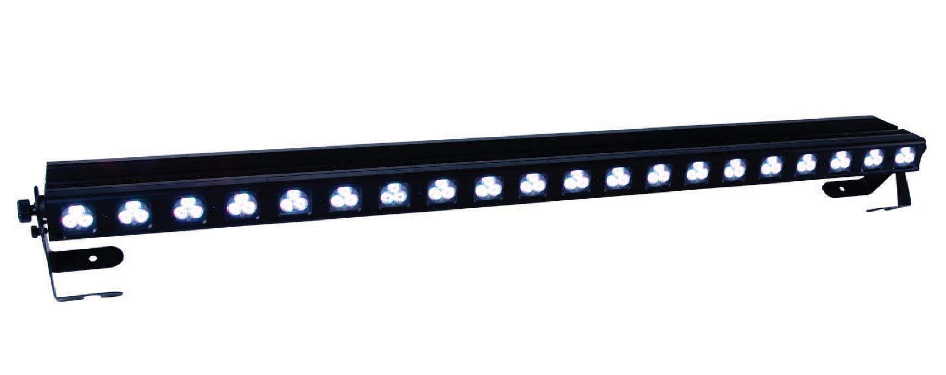 Elation Lighting DRCDT60S 8 Pack Design LED Strip 60 Strip Effect Fixtures New