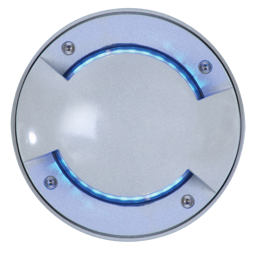 Elation ELAR-2E07WW Warm White Inground Light with 5 by 20V Super Bright LED