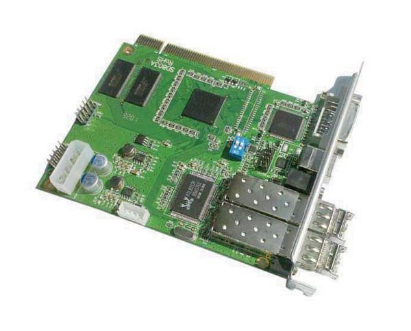 Elation Lighting EZ6-SC Sending Card for EZ6 Pixel Density LED Video Panel New
