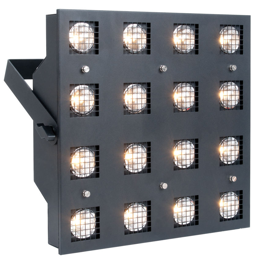 Elation LUM013 16x7W White LED Panel with Standard DMX In/Out (LUMINA MATRIX)