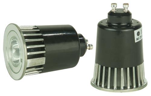 Elation MR WW GU10 Durable & Energy Efficient Warm White LED Lamp 50K Hr Life