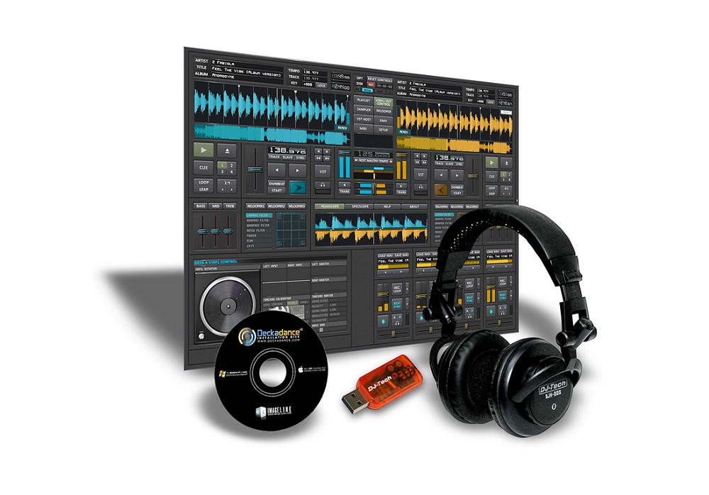 DJ Tech DigiMix 2020 MKII Computer DJ in a Box