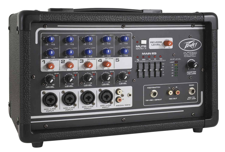 200W 4 channel amplifier