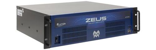 Elation ZEUS MEDIA SERVER w/ Arkaos Media Master Pro