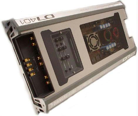 Diamond Audio D7401 Mono Class D Amp Car Audio Amplifier