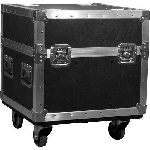 Elation Lighting DRCQ76P 6 Pack Heavy Duty Case for Rayzor Q7 Moving Head New